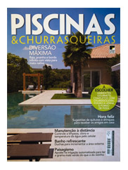Revista Piscinas e Churrasqueiras